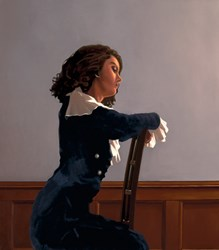 Afternoon Reverie by Jack Vettriano - Limited Edition on Paper sized 13x14 inches. Available from Whitewall Galleries